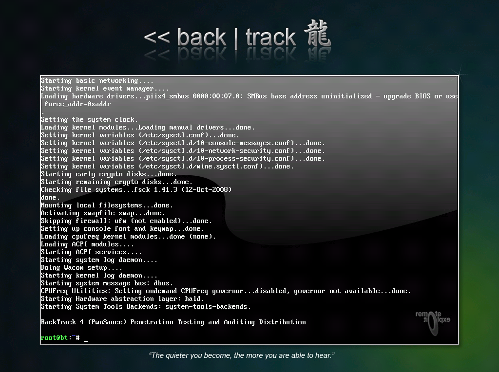 backtrack 4 clubic