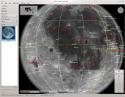 [Moon map]