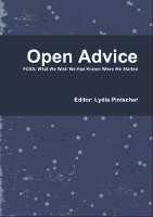 [Open Advice cover]