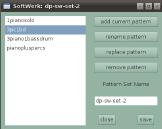 [SoftWerk pattern manager]