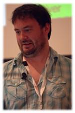 [David Airlie at LCA 2013]