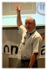 [Keith Packard at LCA 2013]