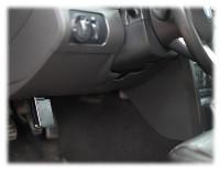[OpenXC VI attached in car]