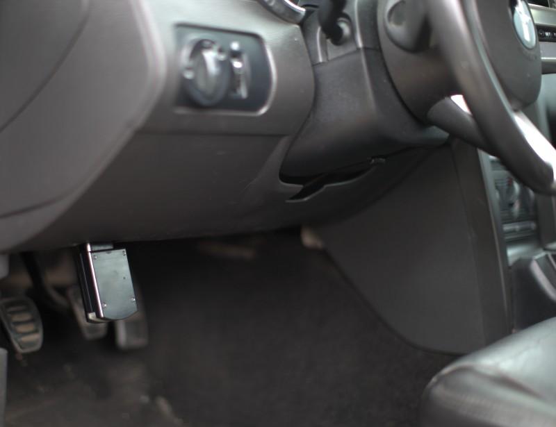 [OpenXC VI in car]