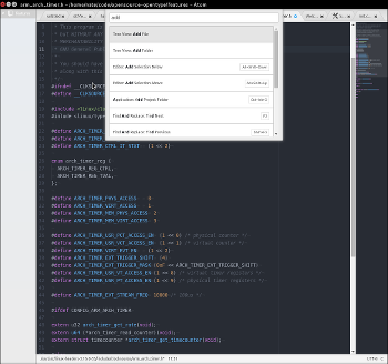 The Atom code editor turns 1 0 [LWN net]