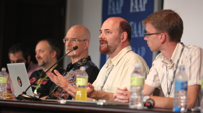 The OpenType 2 0 discussion panel at ATypI 2015 [LWN net]