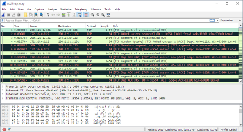 Wireshark 2 0: Now with Qt [LWN net]