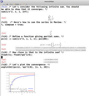 Symbolic mathematics on Linux [LWN net]