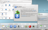 Arch Linux with KDE