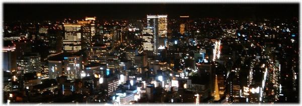 [Tokyo by night]