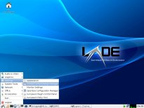 KNOPPIX with LXDE