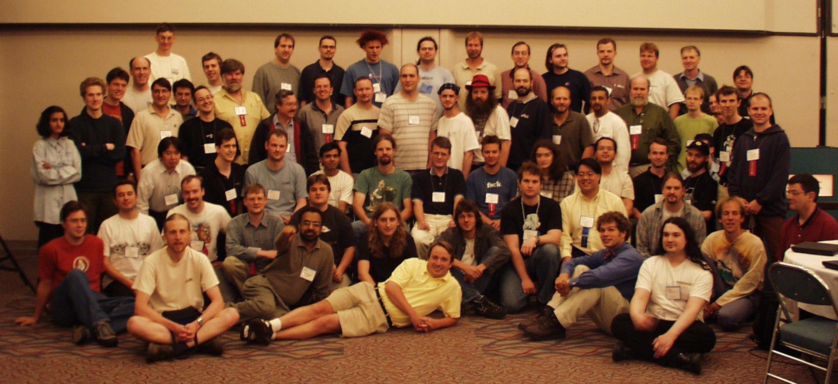 Linux Kernel Team