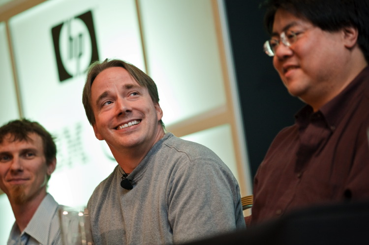 Chris Wright, Linus Torvalds, Ted Ts'o