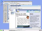 [KDE screenshot]