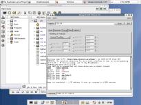 [Slackware screenshot]