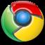 [Chrome logo]