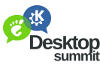 [Desktop summit logo]