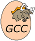 [GCC logo]
