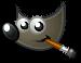 [GIMP logo]